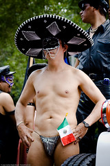 Marcha Lésbico Gay-134 (HippolyteBayard) Tags: dflickrdflickr280608marchalésbicogaydiversidadsexual