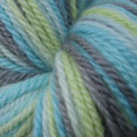 Blue Grotto BFL Yarn - 4 oz