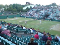 Court 2 @ Wimbledon (goreckidawn) Tags: city uk england colour london strange club court landscape slam glory centre lawn 4th diversity grand odd tennis tournament round match metropolis vs contradiction 2008 wimbledon murray nadal