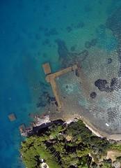Roman ruins of Villa Domizia at Santa Liberata - R3344 (opaxir) Tags: italy aerial tuscany kap maremma argentario