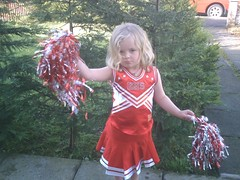 Erin The Cheerleader From Barrhead!