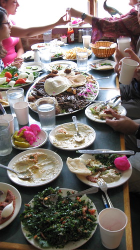 food at Al-Ameer Restaurant