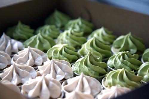 Keri's mini cupcakes