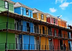 Color Vacancy (Pankcho) Tags: colors hotel colours colores casino resort explore curacao caribbean curaao renaissance multicolor willemstad curazao caribe otrobanda netherlandantilles riffort antillasholandesas tricolorvenezolano