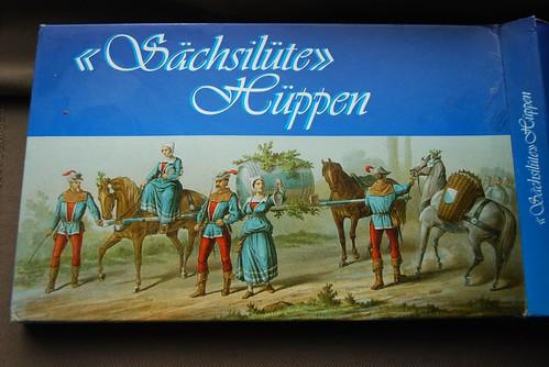 Sachsiulte Huppen