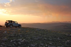 (Jay OHare) Tags: sunset mountain clouds fun colorado jeep facebook rubicon