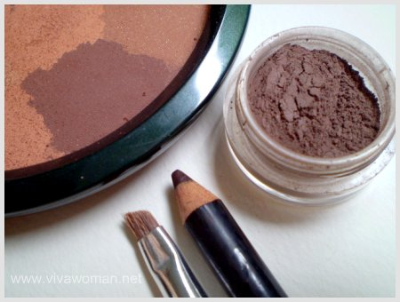 Eyebrow Pencil & Eyebrow Powder