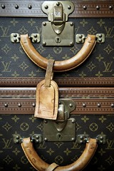 Louis Vuitton Vintage Trunks