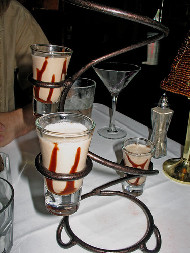 Chocolatey Cocktails