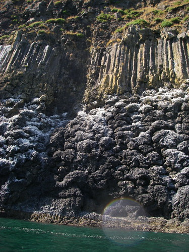 columnar and pillow basalt