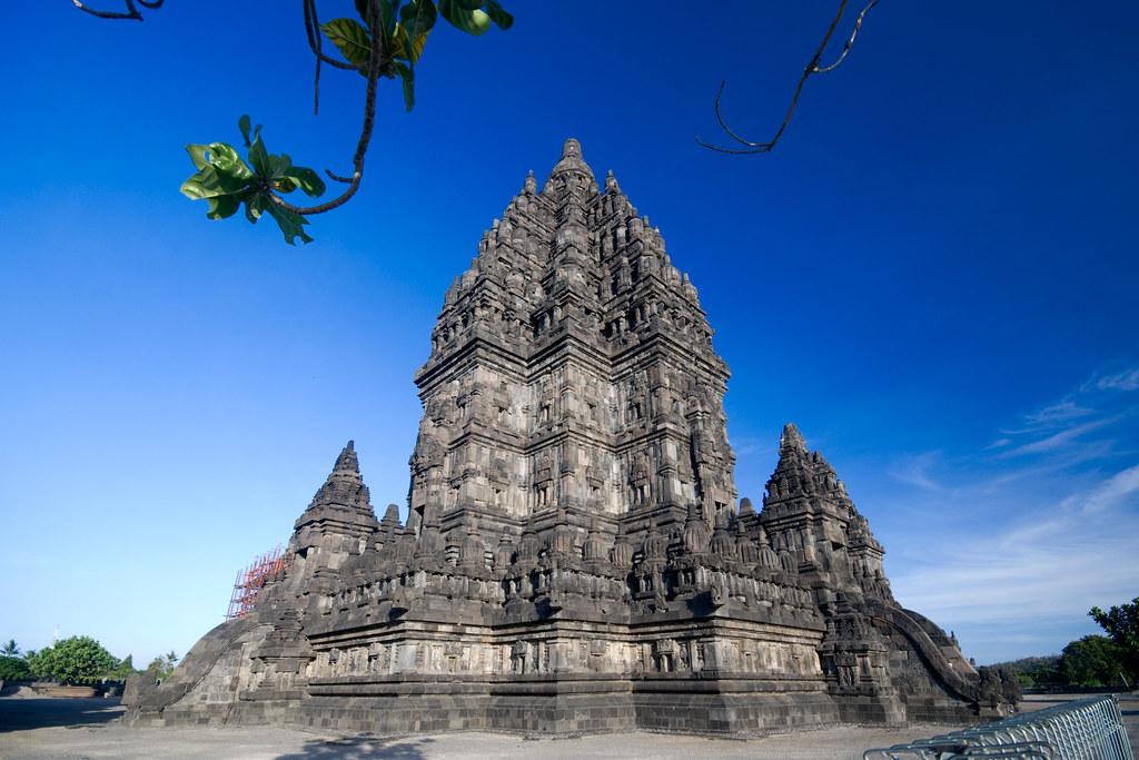 世界文化遺產(World Heritage) - 印尼,日惹 巴蘭班南(Prambanan Temple)