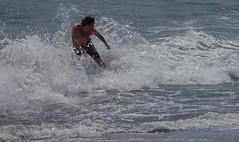 Jason making something out of nothing (Jason Collin) Tags: jason japan collin skimboarding