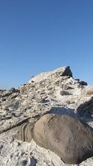 74.石梯坪的單面山