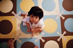 Yeji (Wonil_chris) Tags: baby film kodak hexar gold200 yeji