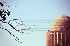 (Alieh) Tags: tower architecture persian iran persia iranian  semnan  bastam aliehs alieh   semnanprovince kashaneh   upcoming:event=916887