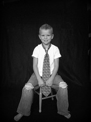 Cody's photo shoot on black backdrop (Casey Keith) Tags: boy portrait blackwhite child naturallight