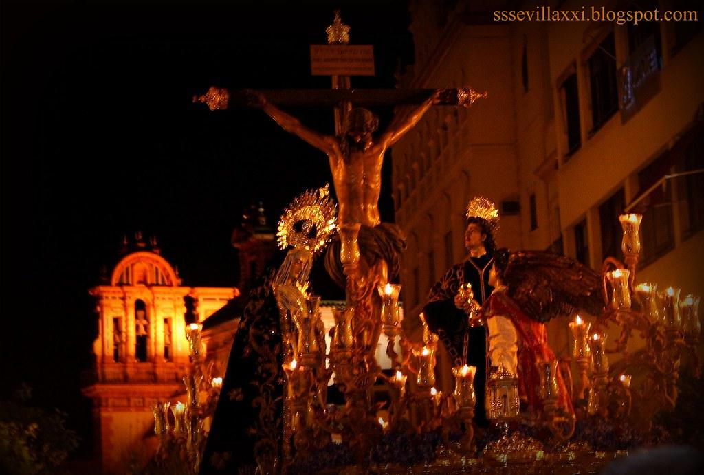Santísimo Cristo de las Aguas y Nuestra Señora del Mayor Dolor.