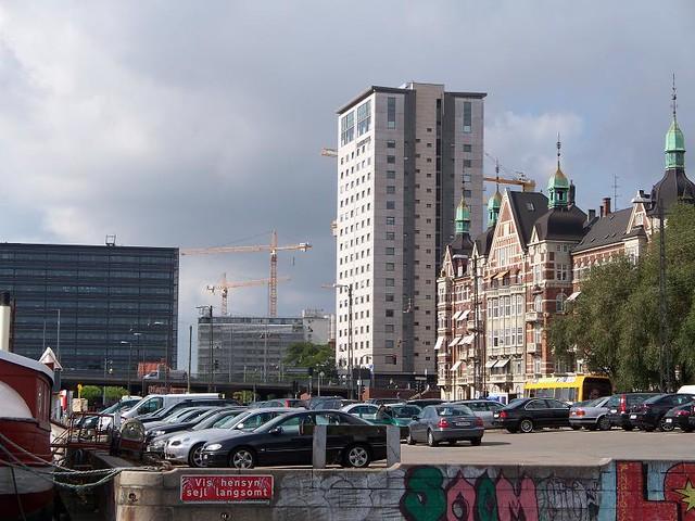 Copenhagen - Danhostel
