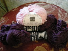 Yarn from Pink Swap