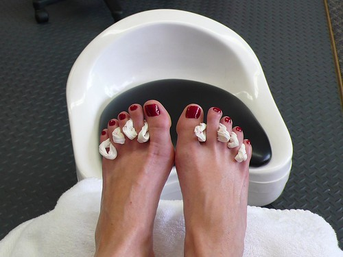 My Toes