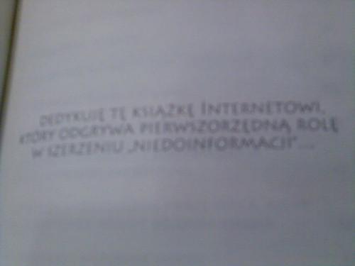 KK dedykacja