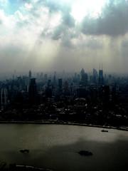 Shangai (maria_ybar) Tags: china tower rio pearl vistas oriental pudong yangzi shangai