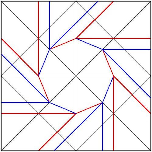 Octagonal Twist