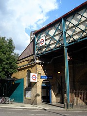 Picture of Latimer Road Station