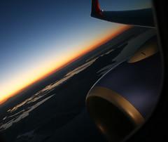 Jet (.Carter.) Tags: southwest plane airplane landscape jet engine mywinners abigfave anawesomeshot betterthangood goldstaraward spectacularsunsetsandsunrises