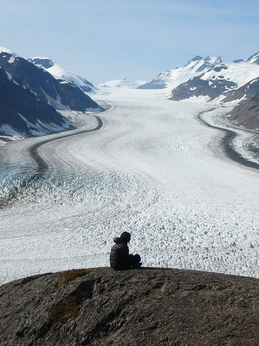 Salmon Glacier , Hyder