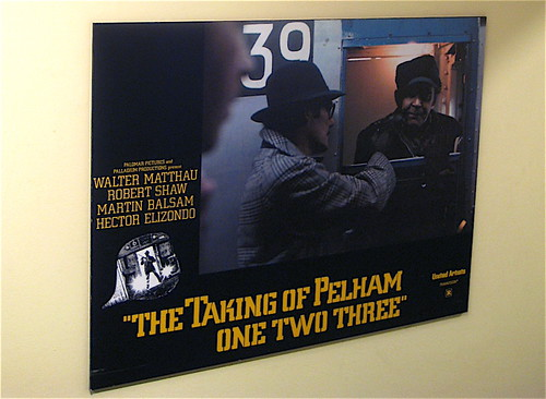 Poster from The Taking of Pelham One Two Three