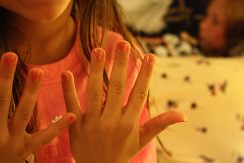Gabby's nails