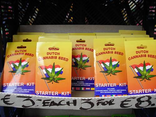 Cannabis Seed!