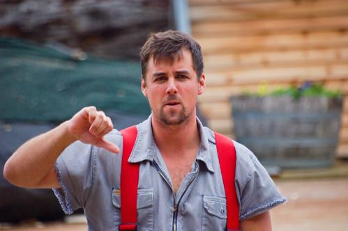 Lumberjack Jake