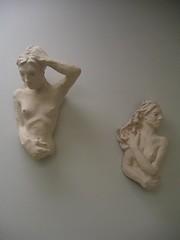 2007 show (Elizabeth Kinsman) Tags: sculpture work relief