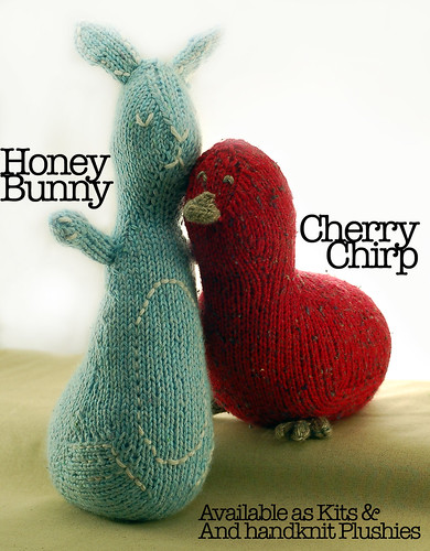 Honey Bunny & Cherry Chirp