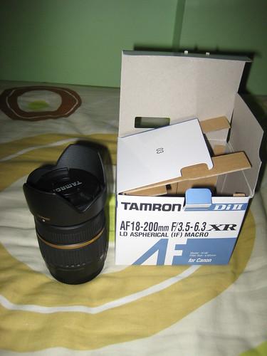 18-200mm kept