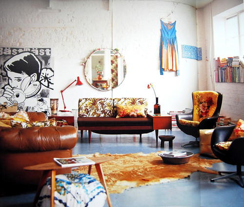 interiors i could live in: Emily Chalmers' loft by good mood factory