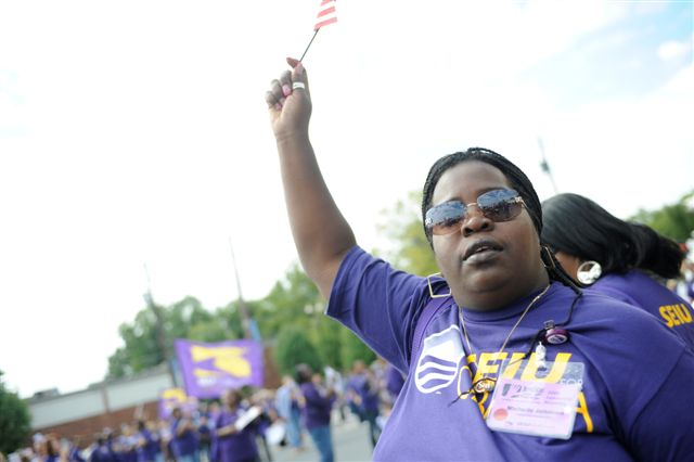 2008 Leadership Assembly Rally for Veterans Health Care 543 by seiu1199p