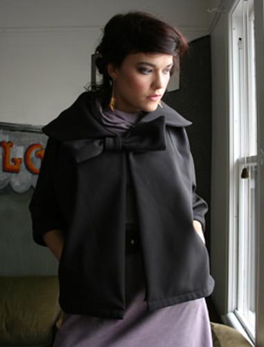 Emily katz swing coat