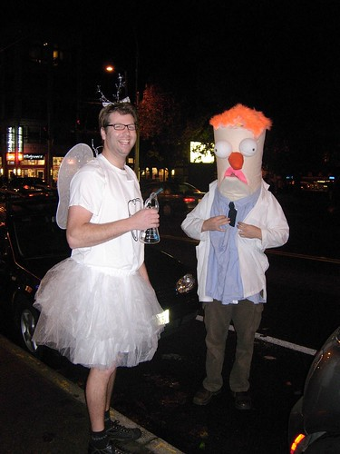 Beaker and Fairy