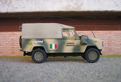 Italia-Carabinieri-Land Rover 110 telonato mimetico (gp37) Tags: cars car toys model iraq models police collections law collectors landrover carabinieri tuscania 143 diecast modelauto poliziamilitare