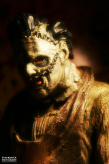 The Face of Evil (Boogeyman13) Tags: monster toy toys actionfigure leatherface horror texaschainsawmassacre slasher mezco cinemaoffear