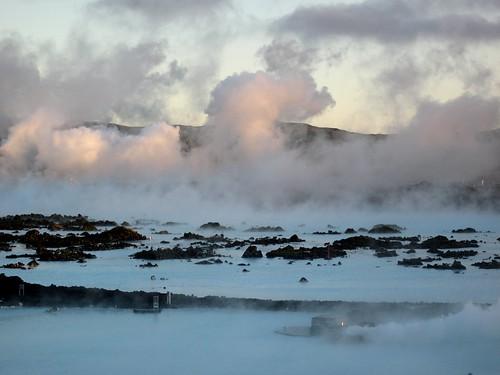 Steaming Lagoon