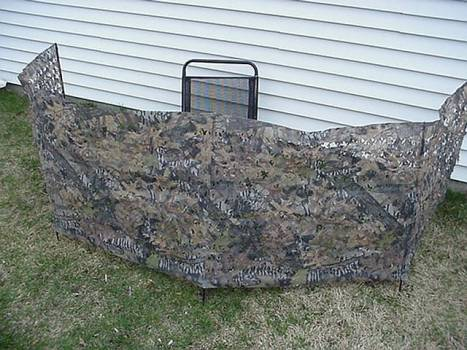 blinds realtree deer blind hunting stands ground portable homemade