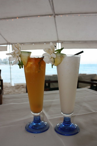 Muri Beach, Rarotonga, Cook Islands, Cocktails
