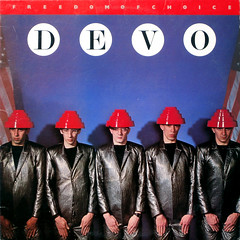 Freedumb Clothing by Devo (epiclectic) Tags: music records vintage album vinyl retro collection jacket cover lp record devo 1980 sleeve matchingoutfits epiclectic