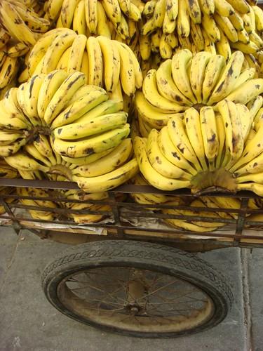 Banana Wagon. Ica - Peru.
