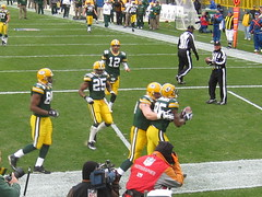 Packers v Bears 11/16/2008 (andykaufman) Tags: wisconsin packers greenbay greenbaypackers