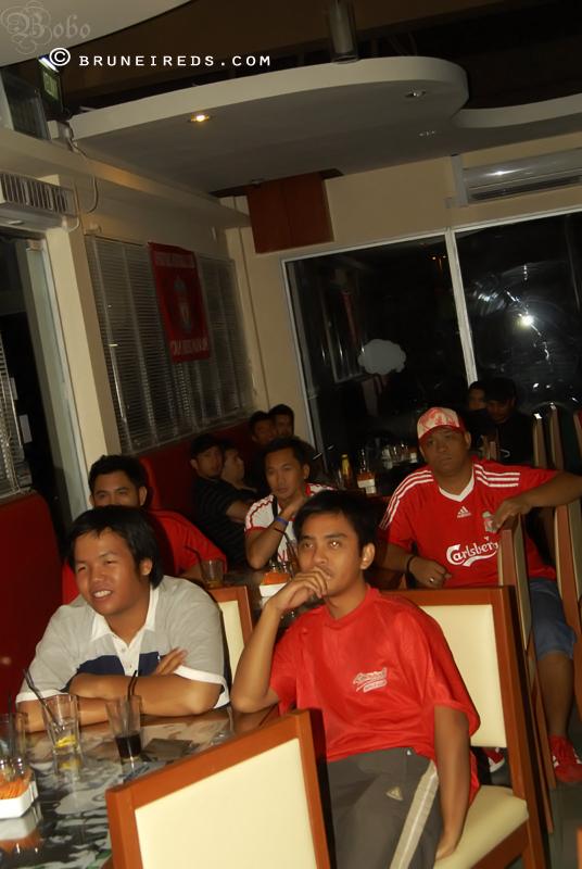 Le Stadium - Liverpool vs Fulham (3)